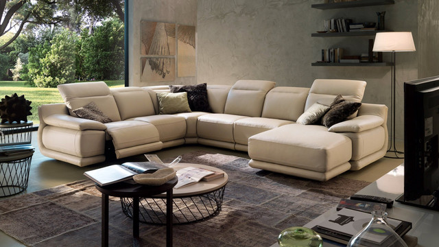 Divani Chateau D Ax.Chateau D Ax Indianapolis U Shape Sectional Mig Furniture