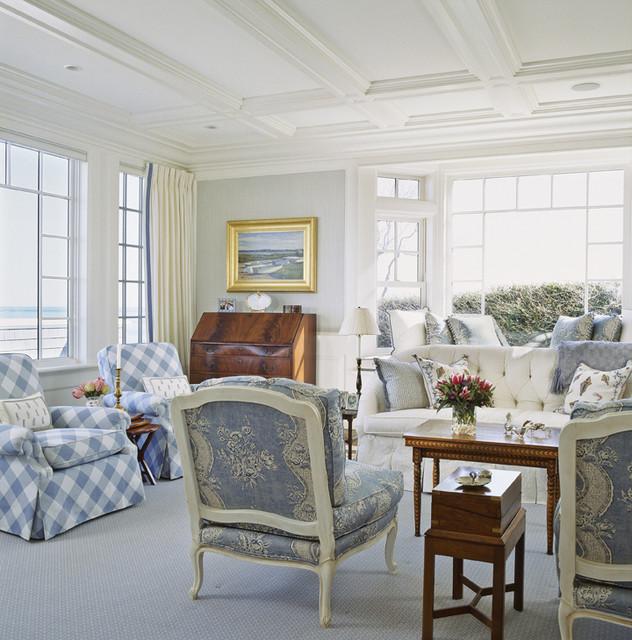 Chatham traditional-living-room
