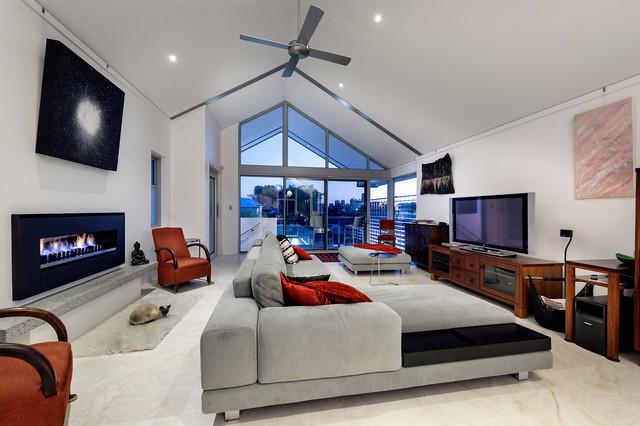 Chatsworth contemporary-living-room
