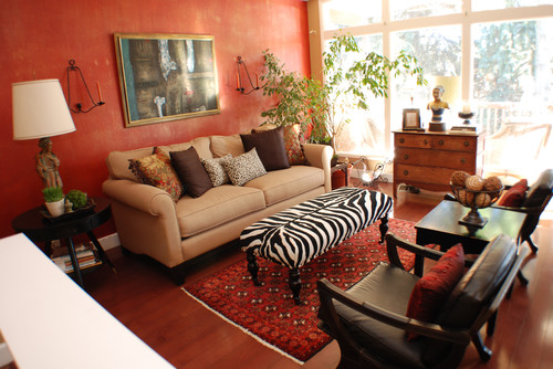 Home Decor Using Animal Prints