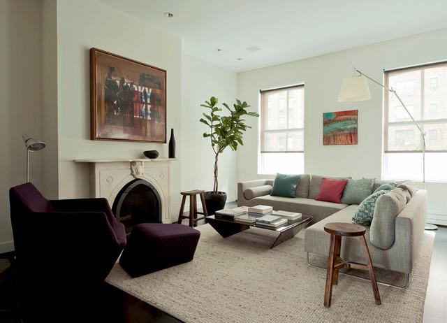 Portfolio contemporary-living-room