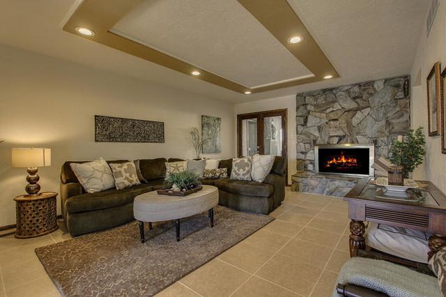 Cheraz contemporary-living-room