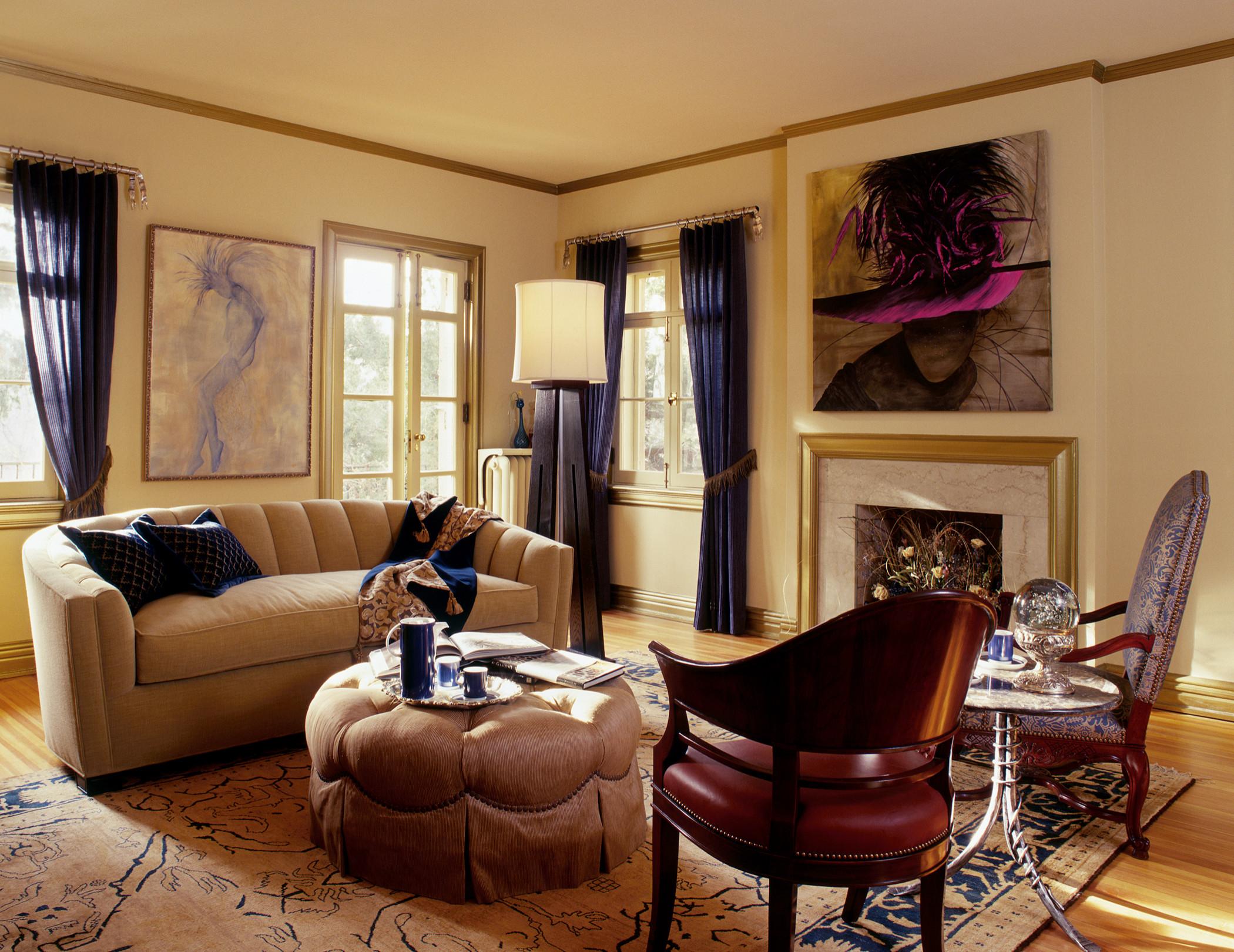 Cherry Hills Village Sitting Room
