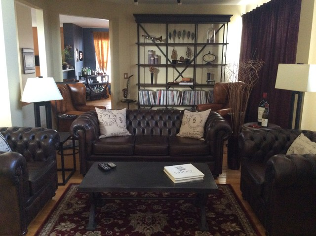 chesterfield sofa living room chesterfield sofa set customer living room 15029