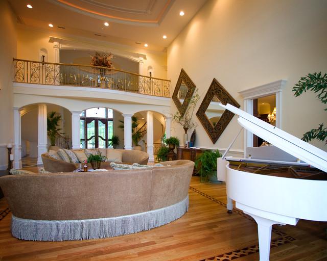 Chestnut Hill Estate traditional-living-room