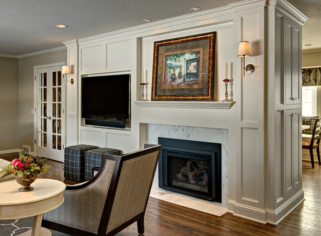 Chevy Chase traditional-living-room