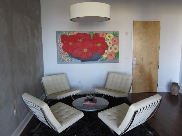 Chez Gillie contemporary-living-room