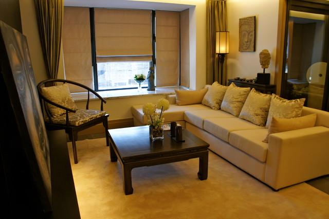 Chinese Modern Living Room Asian Living Room Other By Artdecotek A D T Pro Houzz Ie