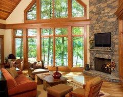 Christensen rustic-living-room