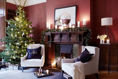 Christmas 14 - Luxe Living Room