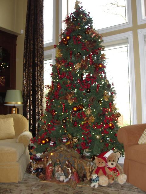 Christmas Decor Living Room Ottawa By Bernacki