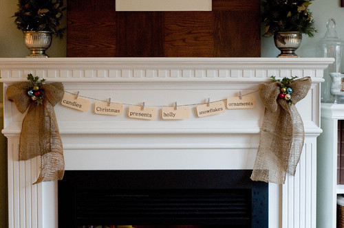 eclectic living room Holiday Party Prep: Set Up Your House For Your Guests
