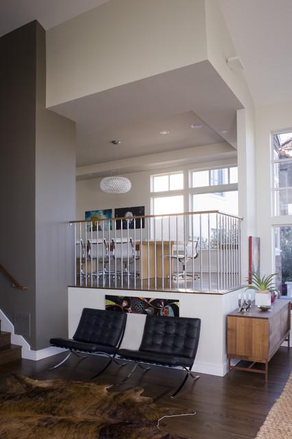 Christoffersen contemporary-living-room