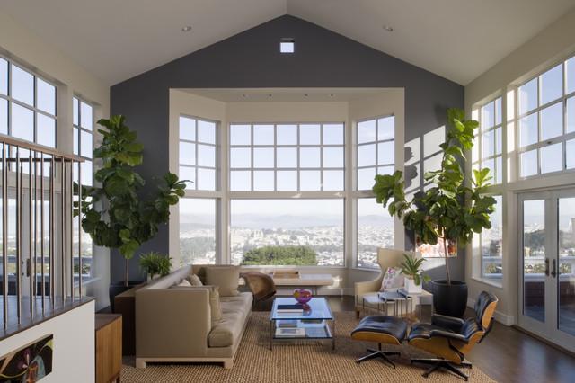 Christoffersen transitional-living-room