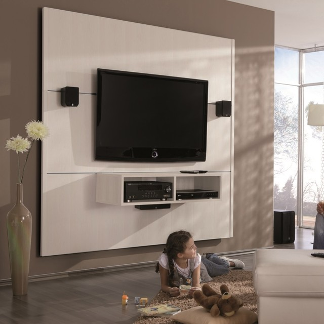 Cinewall XL TV Wall Furniture Marbella Contemporary Living Room Other