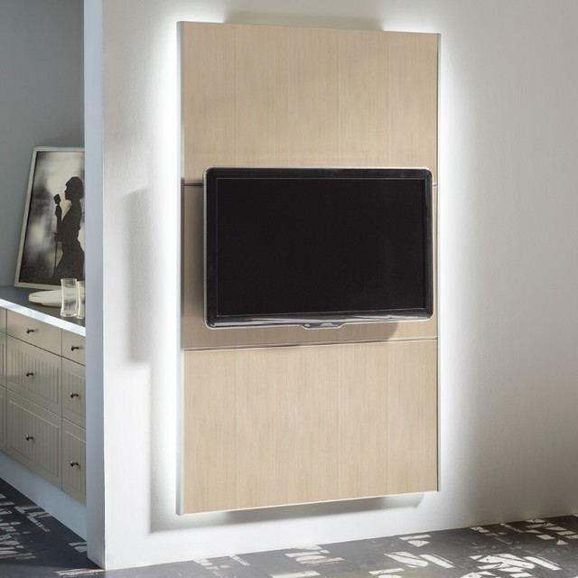 Cinewall xs tv wall furniture granada contemporary for Tv paneel wand