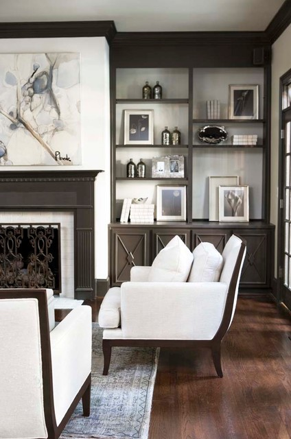 City: McDougald Residence traditional-living-room