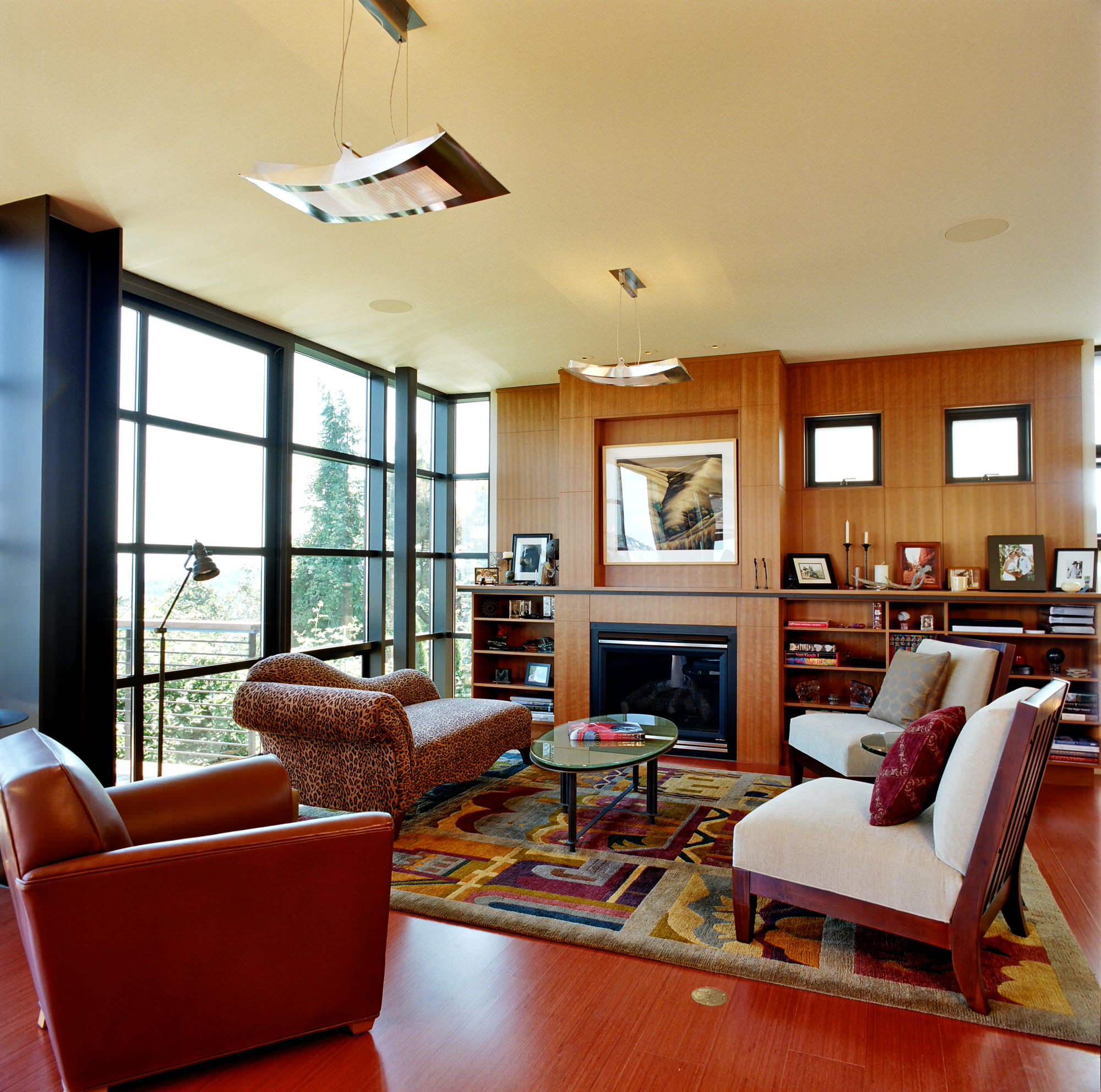 75 Beautiful Red Living Room Pictures Ideas January 2021 Houzz
