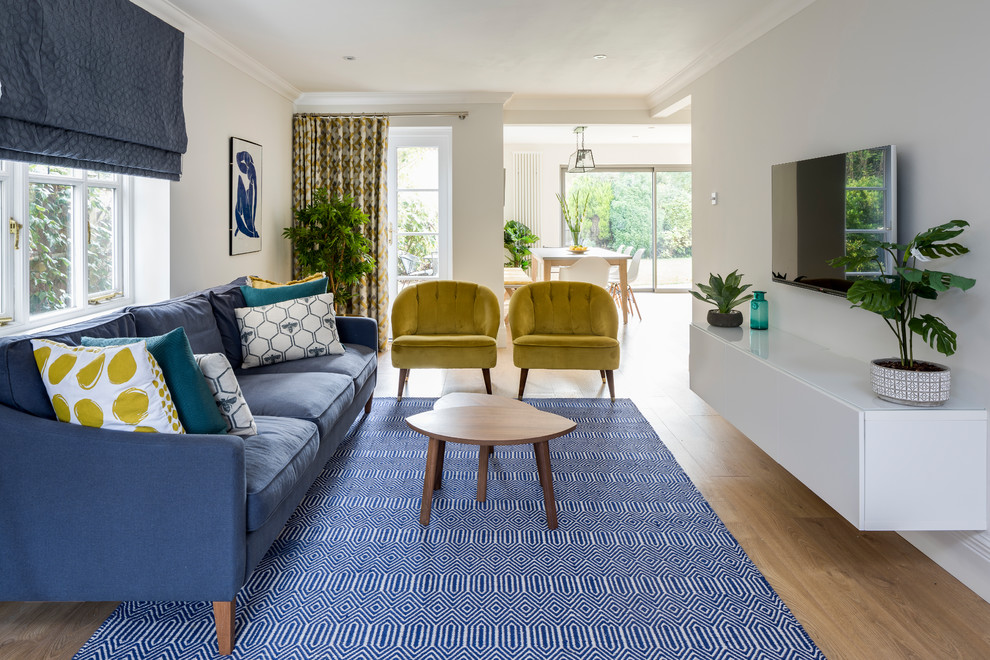 Clare Elise - Tadworth Street - Contemporary - Living Room ... on Clare View Beige Outdoor Living Room id=26787