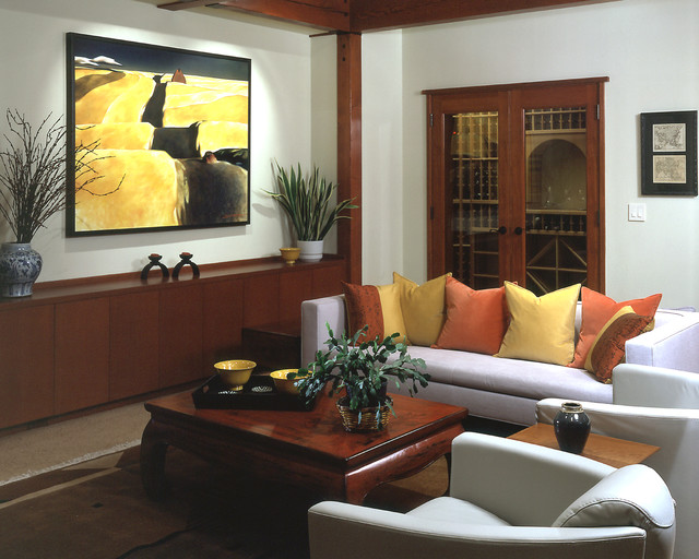 Arts And Crafts Living Room: Classic Arts And Crafts Style Architecture