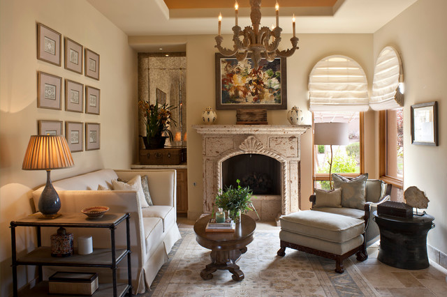 Classic Design traditional-living-room
