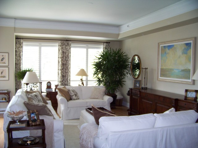 Beautiful Great Rooms Tampa Part - 13: Classic Nautical Great Room Traditional-living-room