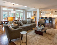 Classic Transformation traditional-living-room