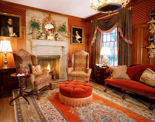 decoracion período victoriano