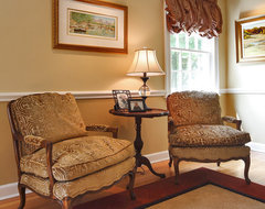 Classics Reinvented traditional living room
