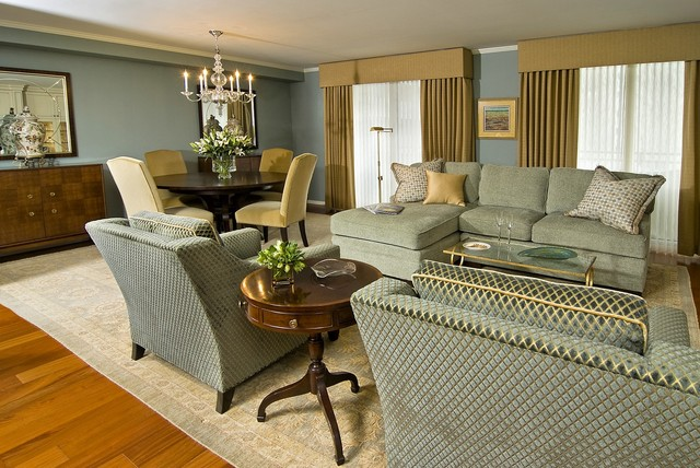 calm colors for living room clean lines and soothing colors enhance the space 22484