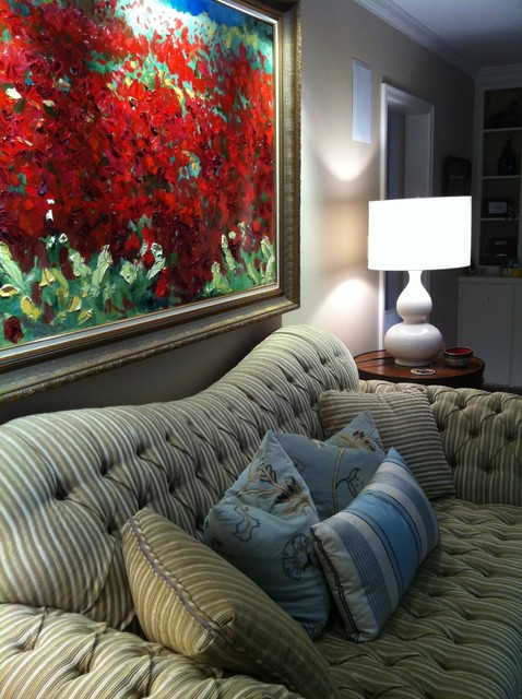 Client Home Traditional Living Room Baltimore By B
