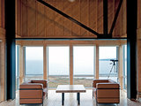 modern living room All the Possibilities: 4 Homes at the Edge of the Earth (26 photos)
