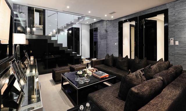 Clifton House 4 contemporary-living-room