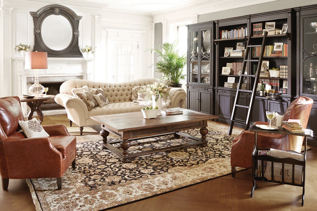 Merveilleux Club Collection   Traditional   Living Room   Cleveland   By ...