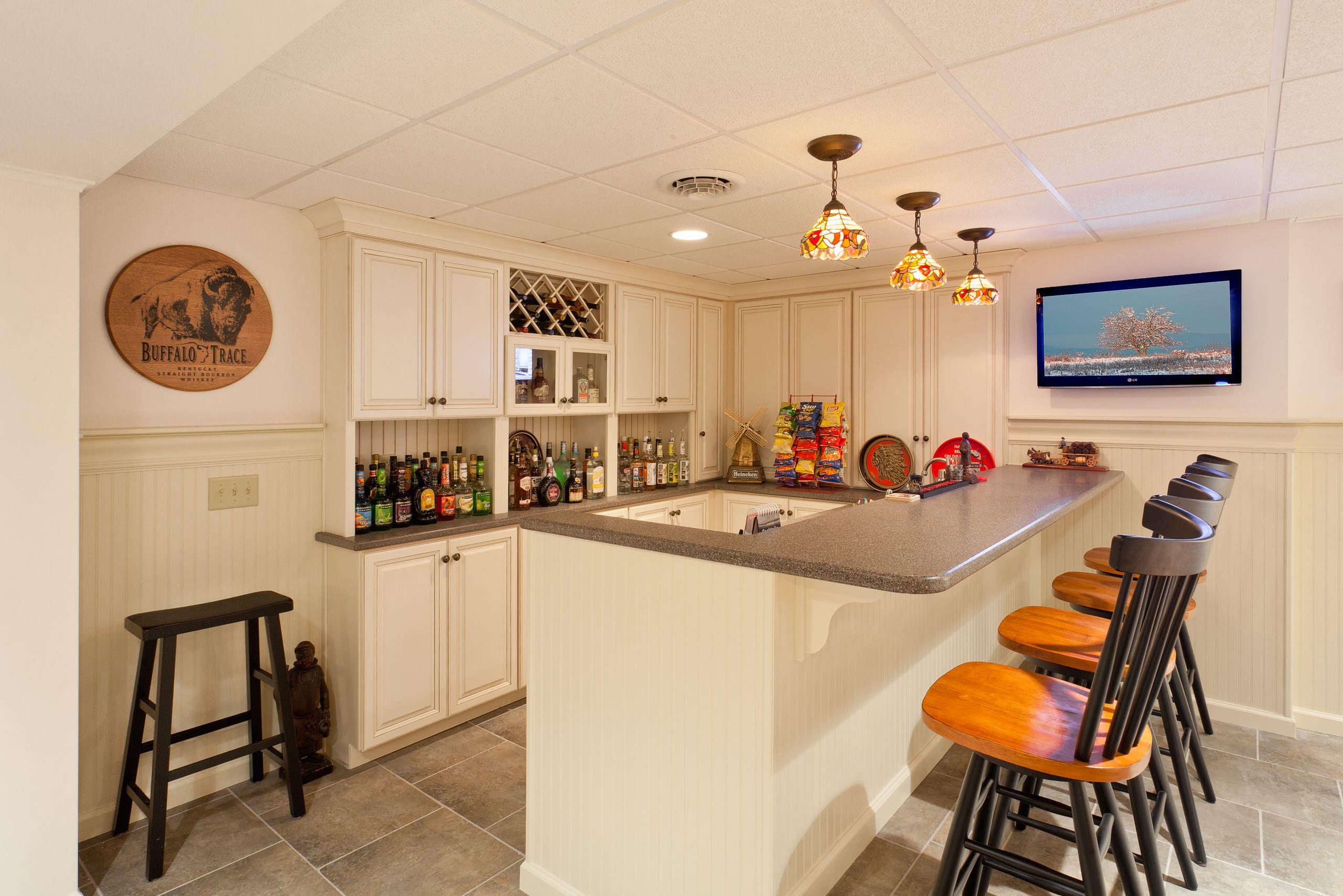 Living Room Bar Counter Top Ideas Photos Houzz