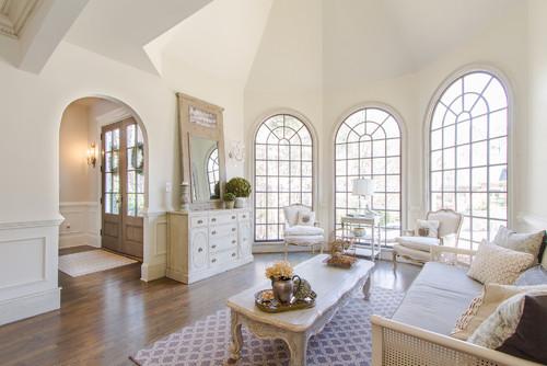 Clubside Terrace Living Room/ Dining Room