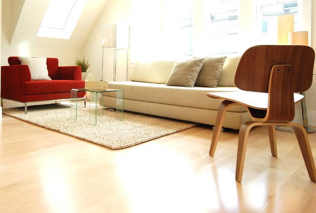 Coach House contemporary-living-room