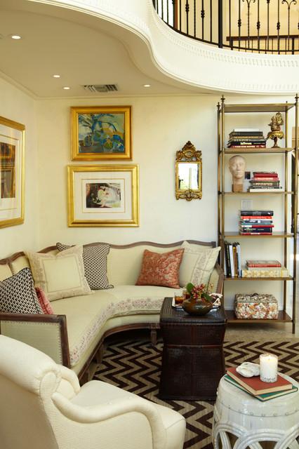 Coastal Classicism living-room