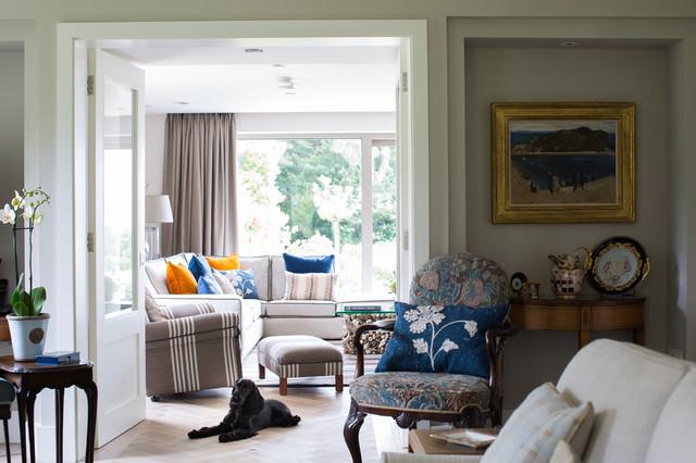 Coastal Home Coastal Living Room Belfast By