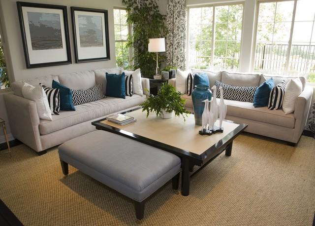 Coastal Living Room