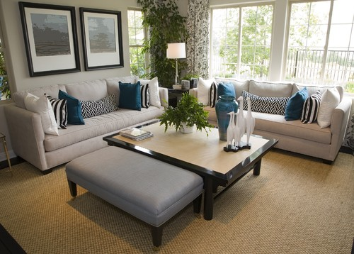 7 steps for creating a functional living room layout for Functional living room ideas