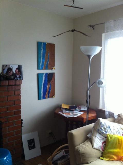 coastal living room eclectic-living-room