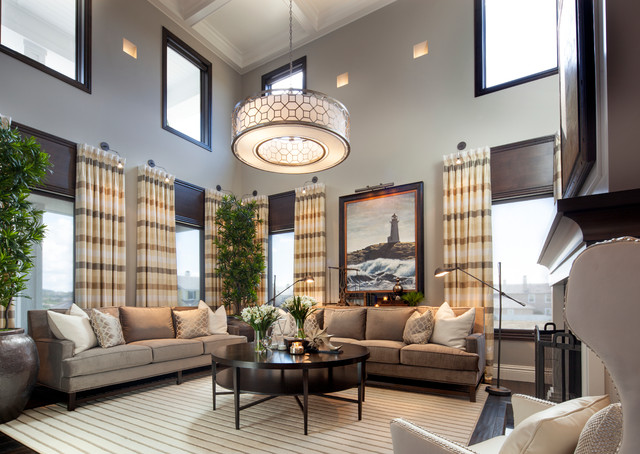 Coastal Living Room Robeson Design Transitional Living Room San Diego By Robeson Design