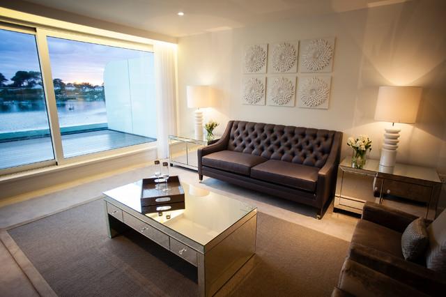 Rooms: Coastal Natural Tones