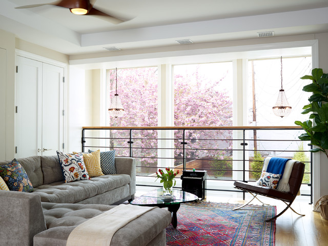 Cobble Hill Brooklyn Brownstone Transitional Living