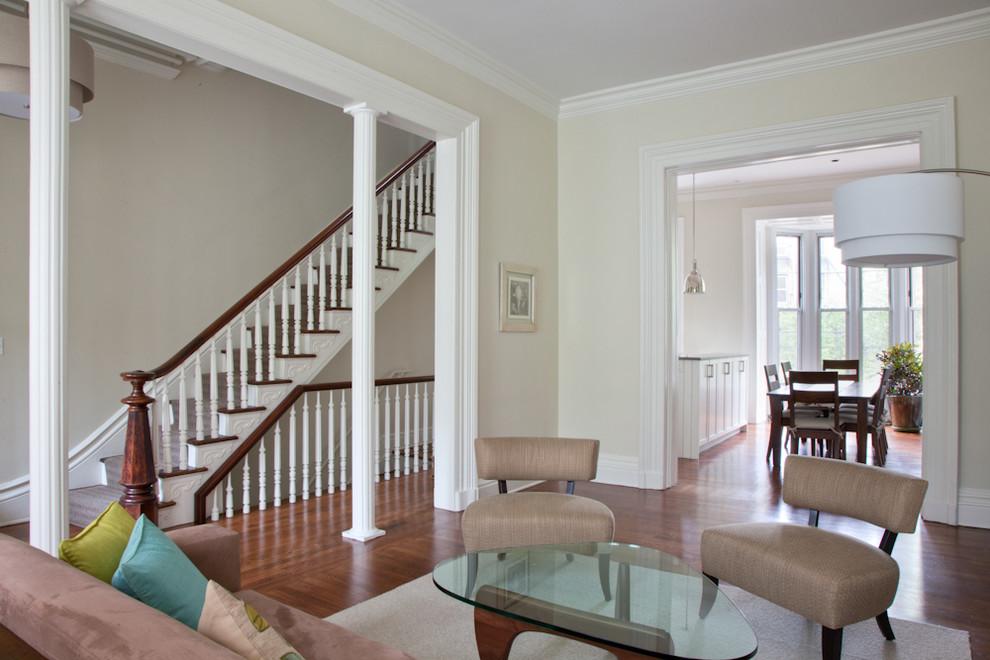 Cobble Hill Brooklyn Renovation - Traditional - Living ...