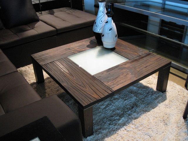 Coffee table - Mompis modern-living-room