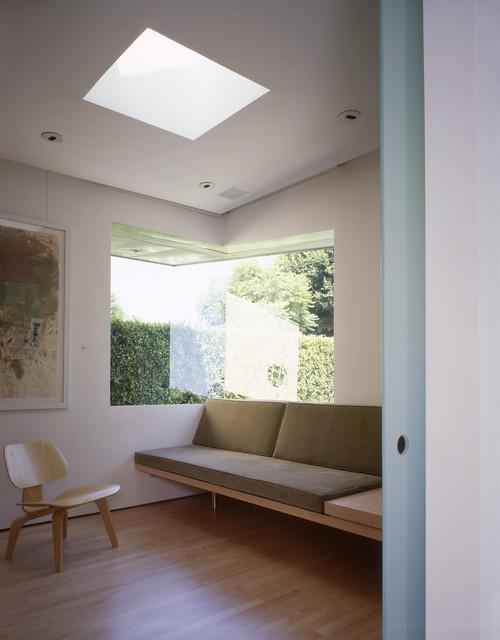 Collins Gallery contemporary-living-room