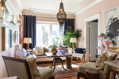 Stylish 800-Square-Foot Home Brimming With Personality