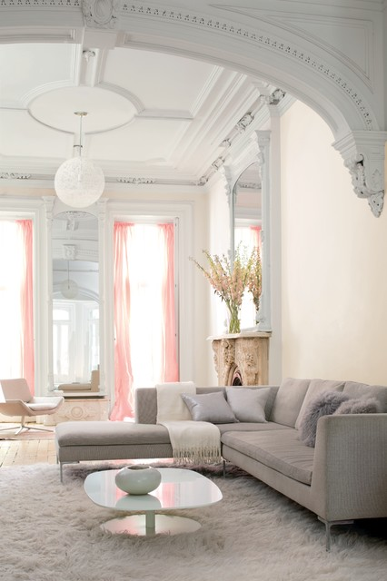Color Trends 2015 Pink Damask Oc 72 Chantilly Lace Oc